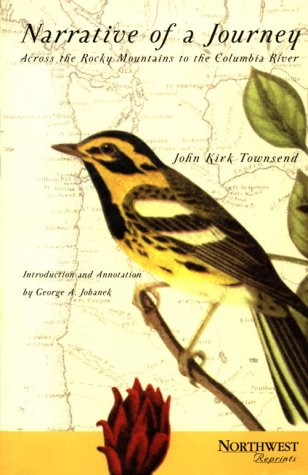 Narrative of a Journey Across the Rocky Mountains to the Columbia River als Taschenbuch