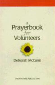 A Prayerbook for Volunteers als Taschenbuch