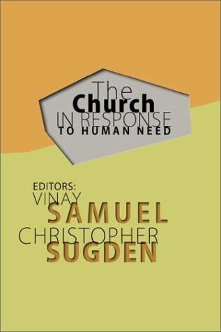 The Church in Response to Human Need als Taschenbuch