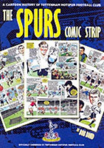 Spurs Comic Strip als Taschenbuch