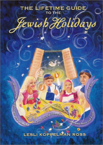 Lifetime Guide to the Jewish Holidays als Buch