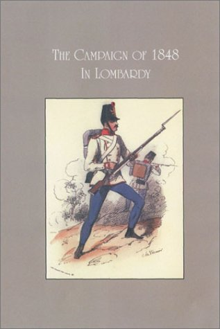 Campaign of 1848 in Lombardy als Taschenbuch