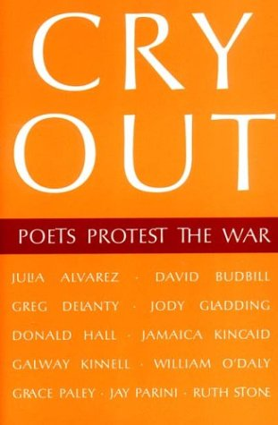 Cry Out: Poets Protest the War als Taschenbuch