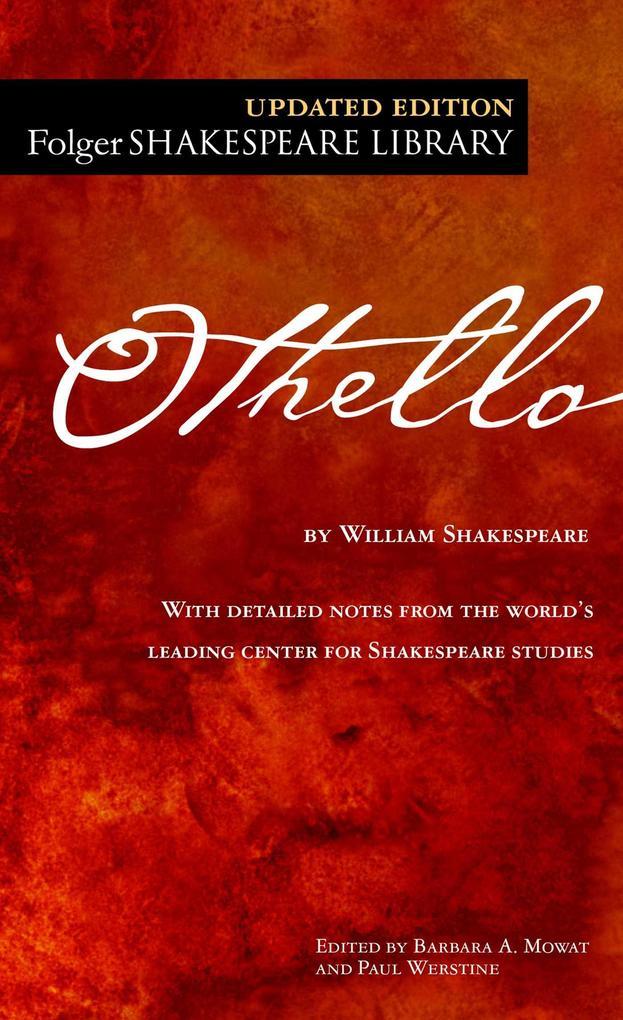 Othello als Taschenbuch