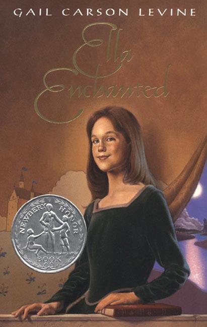 Ella Enchanted als Buch