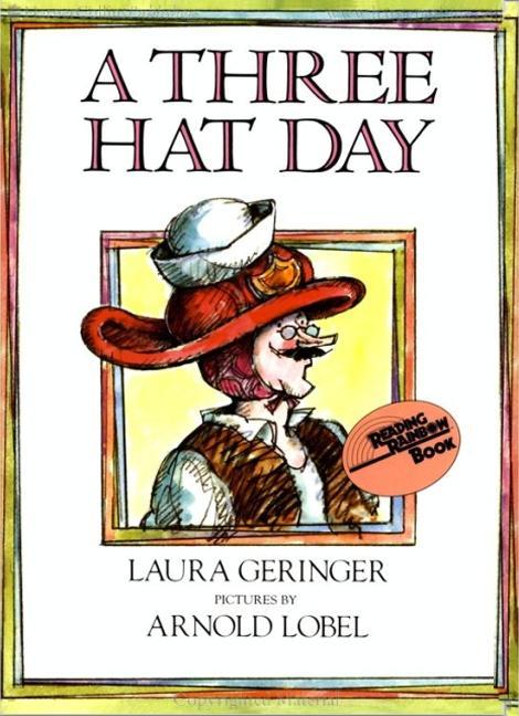 A Three Hat Day als Taschenbuch