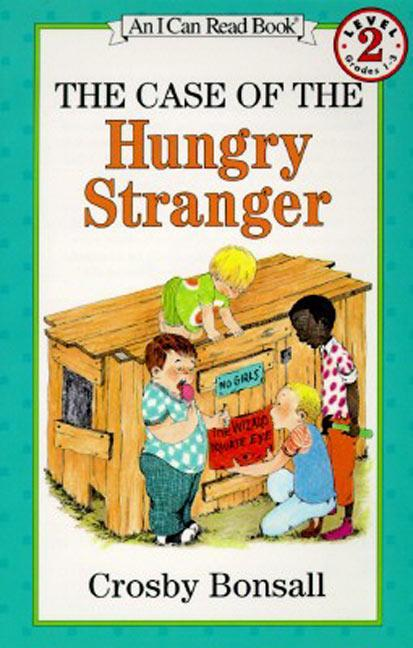 The Case of the Hungry Stranger als Taschenbuch