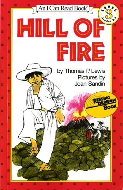 Hill of Fire als Taschenbuch