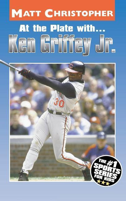 At the Plate With...Ken Griffey Jr. als Taschenbuch