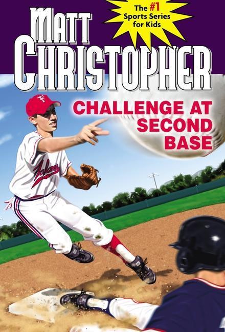 Challenge at Second Base als Taschenbuch