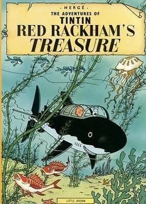 Red Rackham's Treasure als Taschenbuch