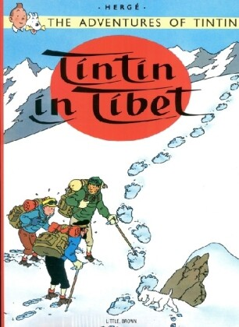 The Adventures of Tintin: Tintin in Tibet als Taschenbuch