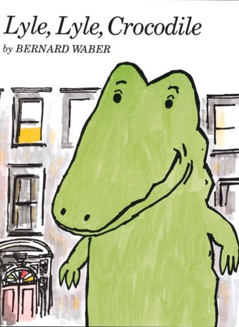 Lyle, Lyle Crocodile als Taschenbuch