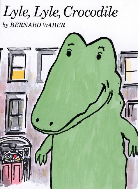 Lyle, Lyle, Crocodile als Buch