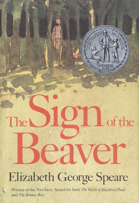The Sign of the Beaver als Buch