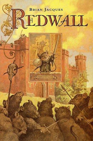Redwall als Buch