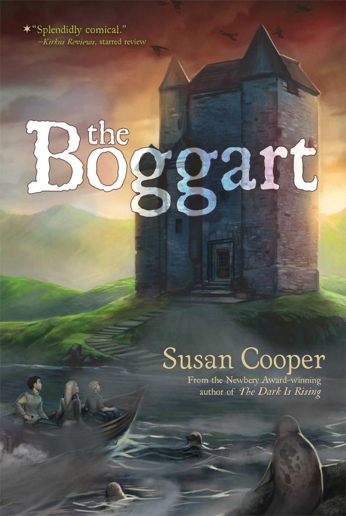 The Boggart als Buch