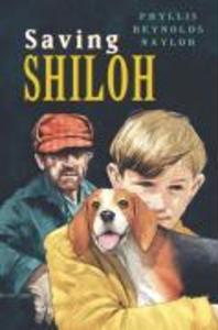 Saving Shiloh als Buch