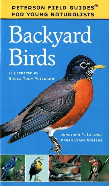 Backyard Birds als Taschenbuch