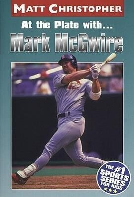 At the Plate With...Mark McGwire als Taschenbuch