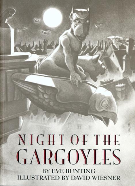Night of the Gargoyles als Taschenbuch