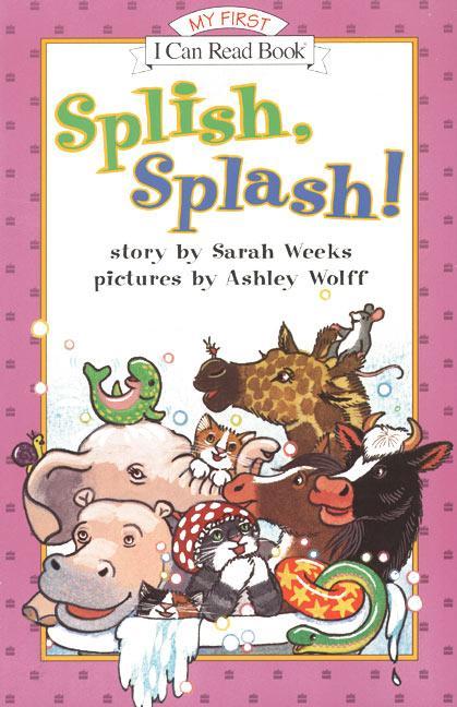 Splish, Splash! als Taschenbuch