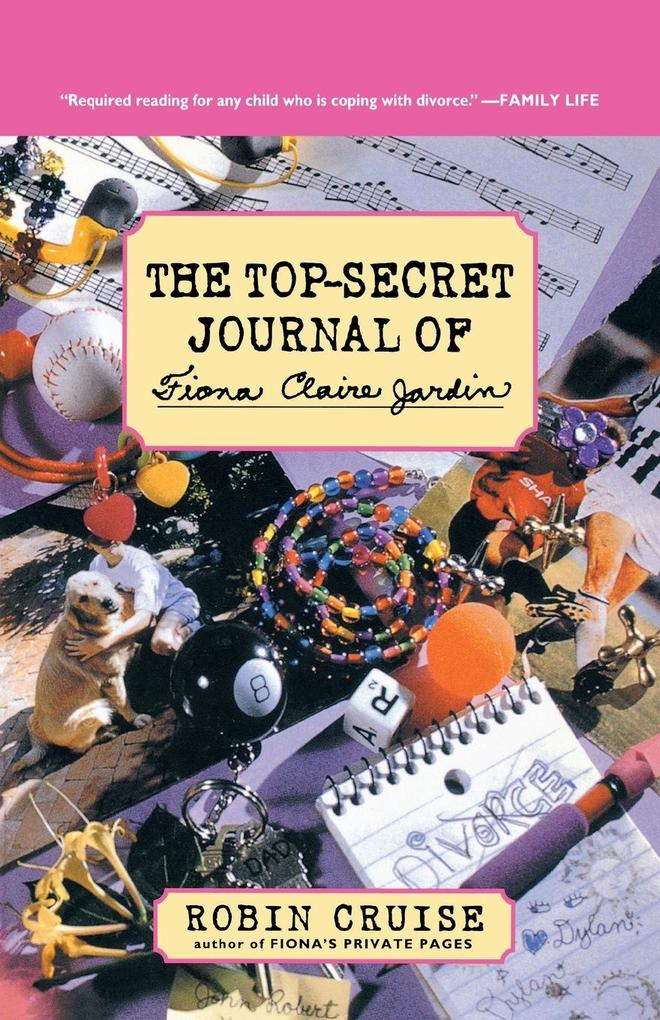 The Top-Secret Journal of Fiona Claire Jardin als Taschenbuch