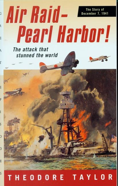 Air Raid--Pearl Harbor!: The Story of December 7, 1941 als Taschenbuch
