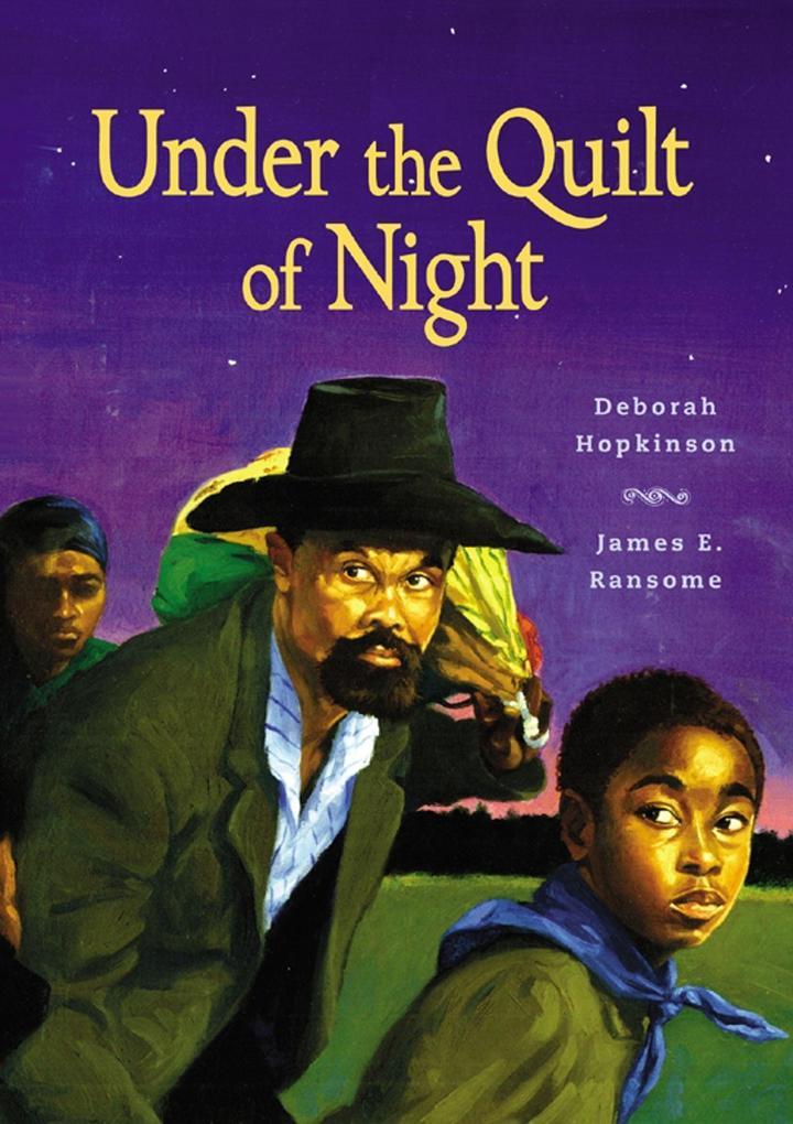 Under the Quilt of Night als Buch