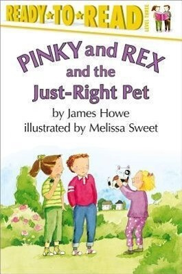 Pinky and Rex and the Just-Right Pet als Taschenbuch
