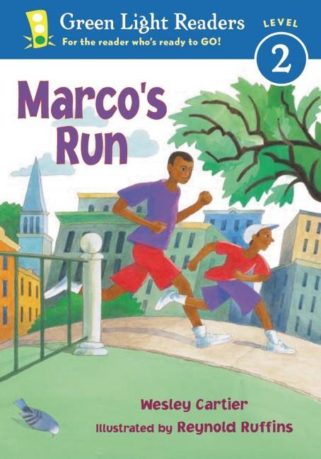 Marco's Run als Taschenbuch