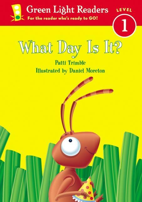 What Day Is It? als Taschenbuch