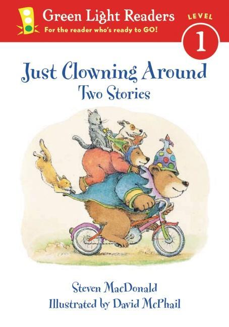 Just Clowning Around: Two Stories als Taschenbuch