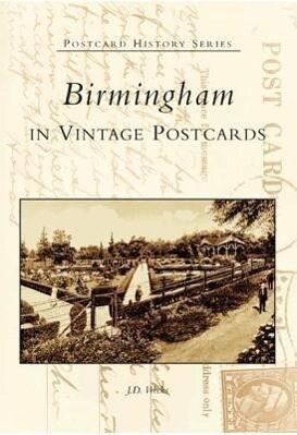 Birmingham in Vintage Postcards als Buch