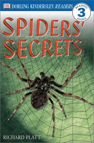 Spiders' Secrets als Buch