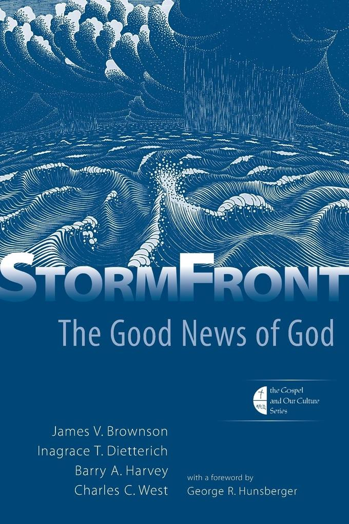 Stormfront: The Good News of God als Taschenbuch