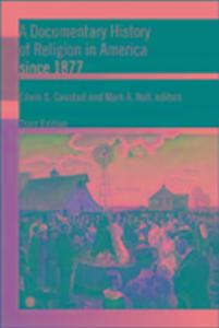 A Documentary History of Religion in America als Taschenbuch