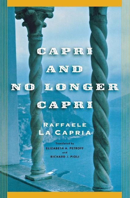 Capri and No Longer Capri als Taschenbuch