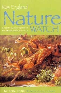 New England Nature Watch als Buch