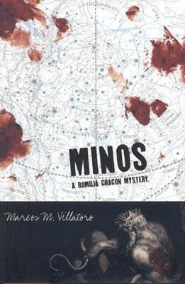 Minos: A Romilia Chacon Mystery als Buch