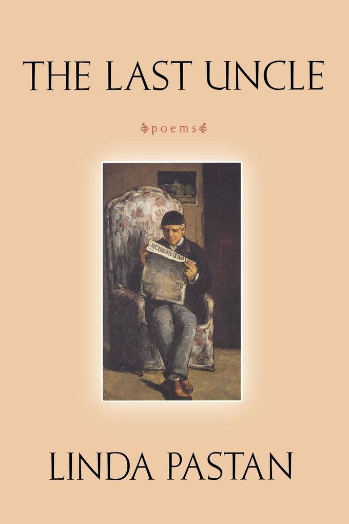 The Last Uncle: Poems als Taschenbuch