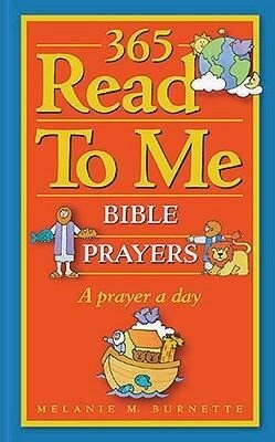 365 Read-To-Me Prayers for Children als Buch