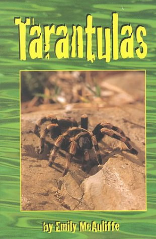 Tarantulas als Buch