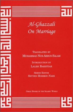 Al-Ghazzali on Marriage als Taschenbuch