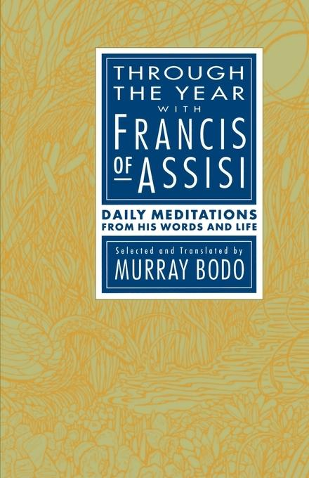 Through the Year with Francis of Assisi als Taschenbuch