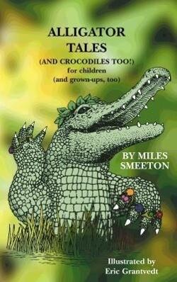 Alligator Tales als Buch