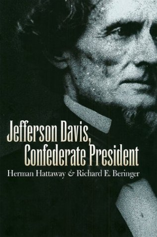 Jefferson Davis, Confederate President als Taschenbuch