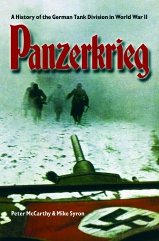 Panzerkrieg: The Rise and Fall of Hitler's Tank Divisions als Taschenbuch