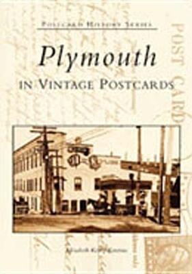 Plymouth in Vintage Postcards als Taschenbuch