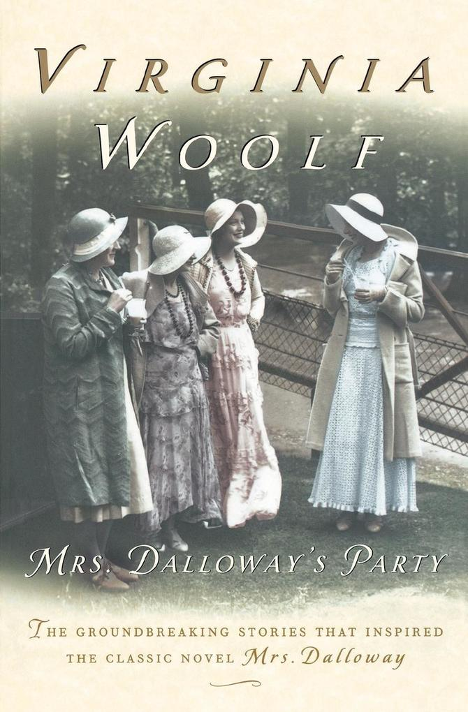 Mrs. Dalloway's Party: A Short Story Sequence als Taschenbuch